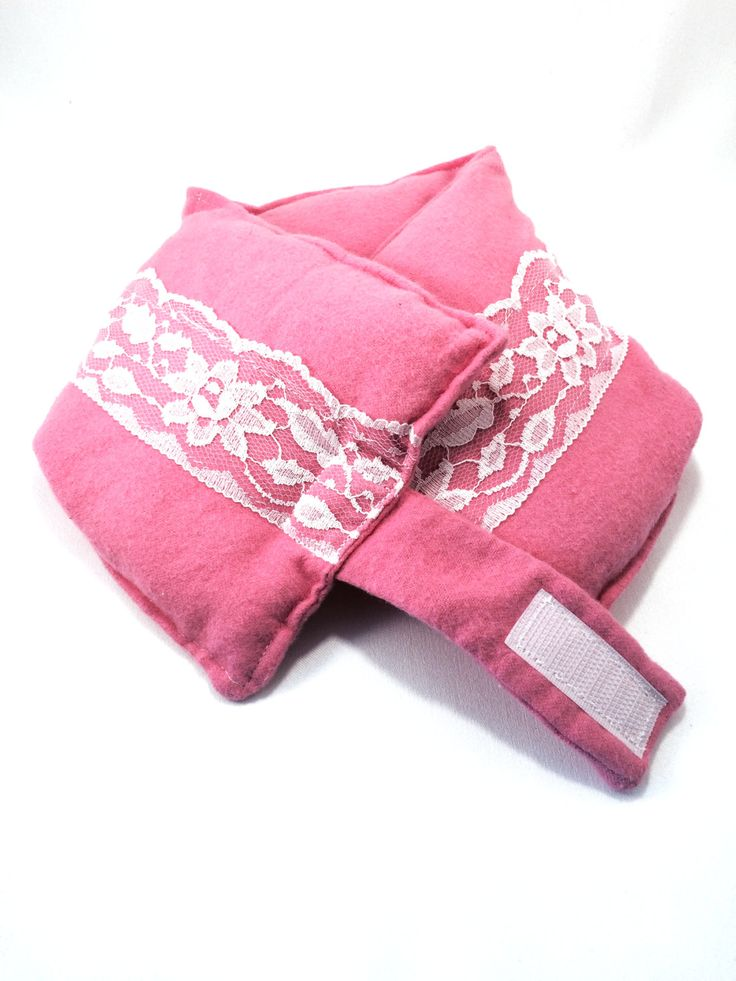 Heat pack, cold pack, rice-filled pillow by ZebraCreationsUK on Etsy