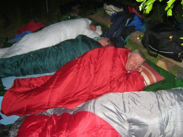 Fancy you could make your own camp complete with camp fire, food and a comfy bed? nick@oacltd.co.uk