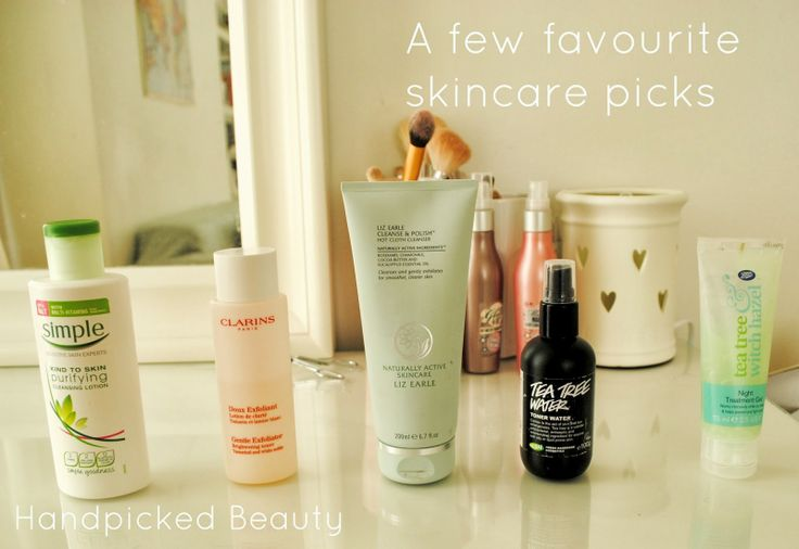 My top 5 new skincare finds!