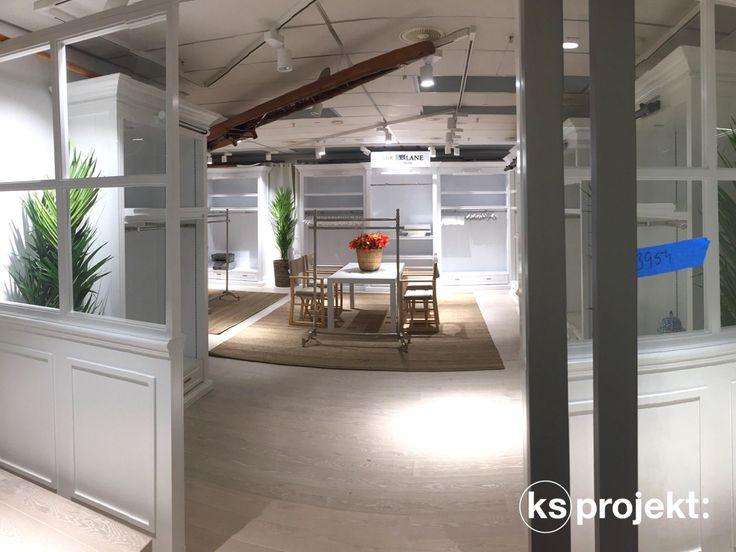 KS Projekt har levererat till Park Lanes Showroom i Norwegian Fashion Center i orten Fornebu utanför Oslo. Projektet blev klart 21/12. Läs mer.