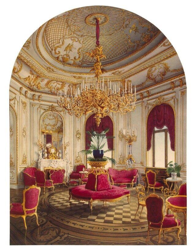 "Pavel Stroganov's Mansion on Sergievskaya Ulitsa,St Petersburg  Russia. ""AL"""