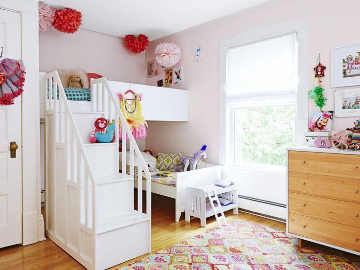 Les 25 meilleures idées de la catégorie Chambres pour enfants ...