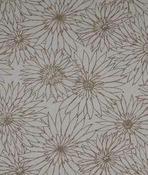 $17/yd, have sample at home.  (50 at Jo-Ann)  Robert Allen @ Home Fleur Flocked Patina