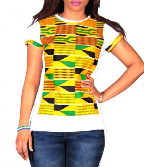 OBI NKYE Kinte T-Shirt