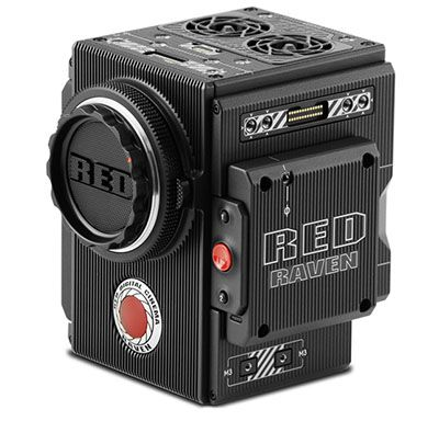 RED Digital Cinema anuncia la RED Raven