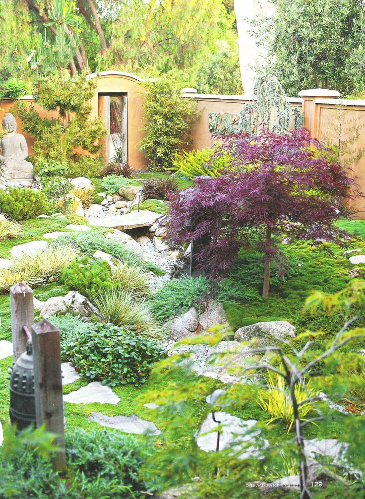 53 best meditation garden images on pinterest for Japanese meditation garden design