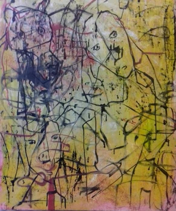 SIN TÍTULO ALEJANDRO SANTIAGO Categoría: Pintura. Técnica: Óleo sobre tela.  Medidas: 120 x 100 cms. Fecha: 2013. Enmarcada: No. Firmada: Si. Precio: $ 250, 000.00 MXN _______________ WITHOUT TITLE Alejandro Santiago Category: Painting. Technique: Oil on canvas.  Measure: 120 x 100 cms. Date: 2013 Frame: No. Signature: Yes. Price: $ 250, 000.00 MXN #gael #galeriaarteenlinea #galeriartenlinea #pasiónporelarte #arte #art #cultura #culture #color #colour #pintura #painting #alejandrosantiago