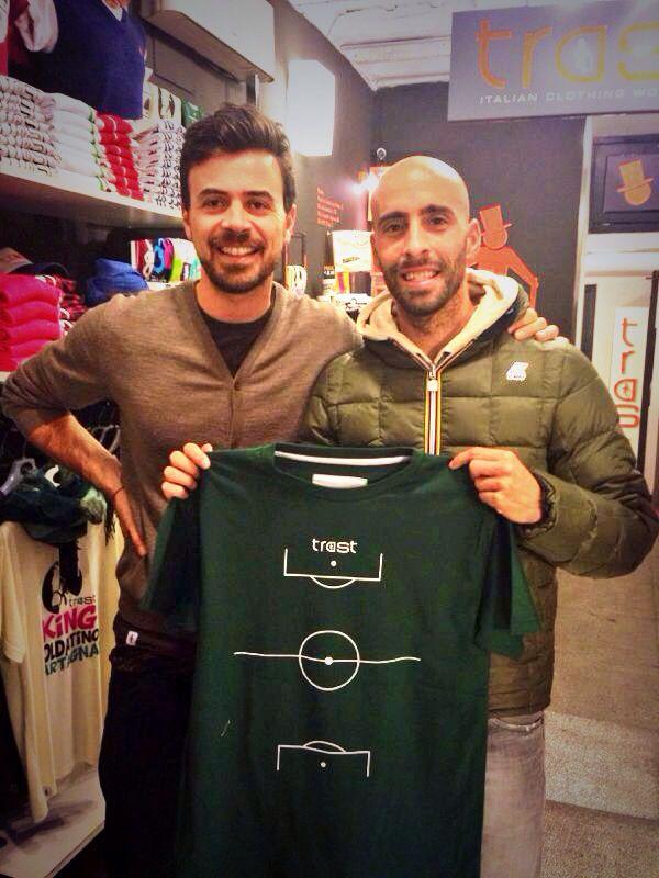 #BorjaValero della #Fiorentina