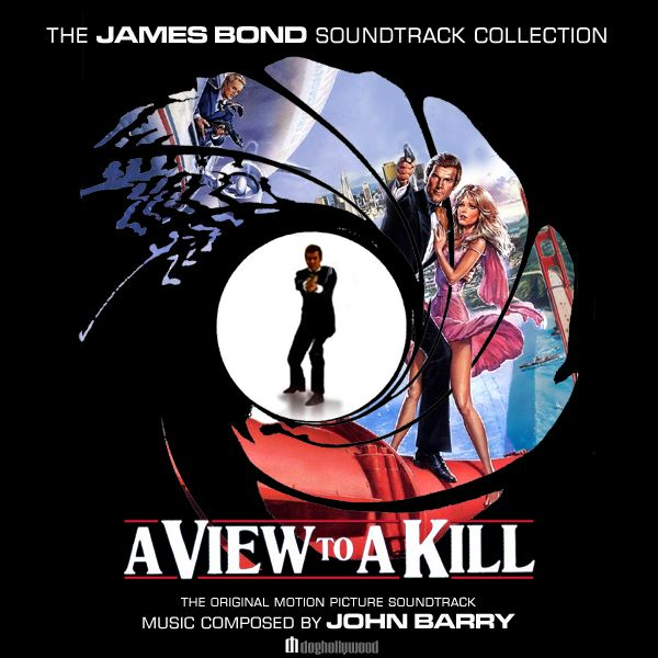 a view to a kill original movie soundtrack by