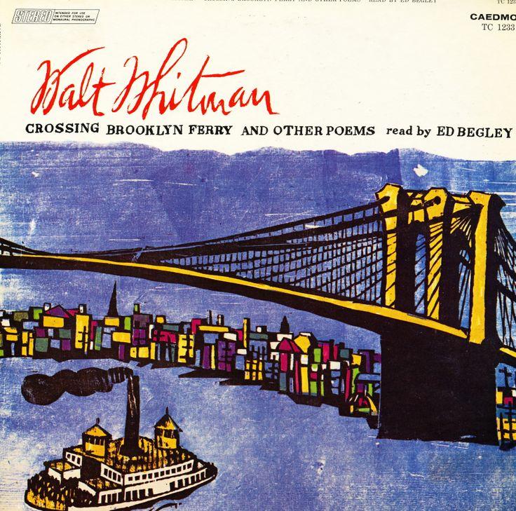Walt whitman crossing brooklyn ferry essay writer