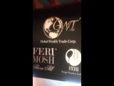FERI Designer Lines and Book Release restaurant PARTY - YouTube