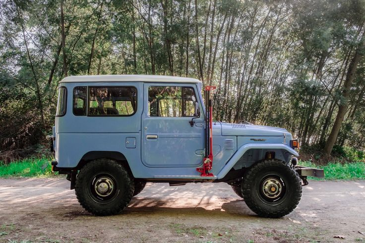 The Process: Restoring Classic 4x4s and Off-Roaders with Legacy Overland