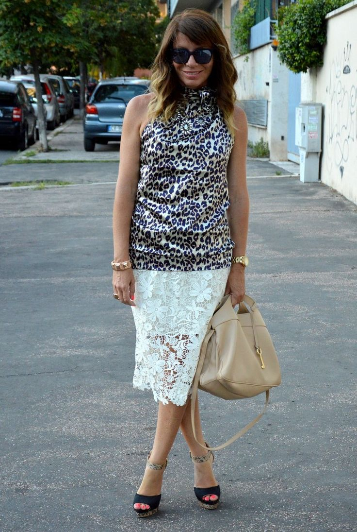 Don't Call Me Fashion Blogger!: Leopard prints and beige