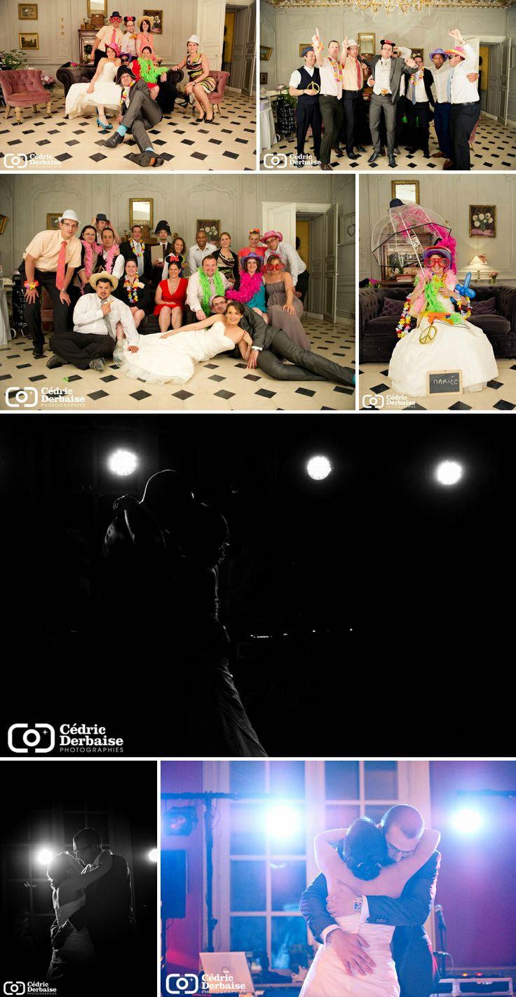cdric derbaise photographe mariage picardie oise chteau dauvillers - Chateau D Aramont Verberie Mariage