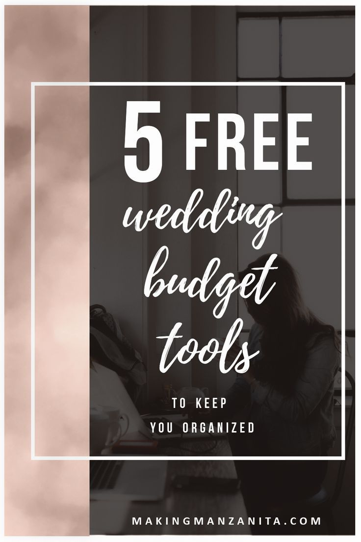 wedding planning checklist spreadsheet free%0A   Free Wedding Budget Tools To Keep You Organized