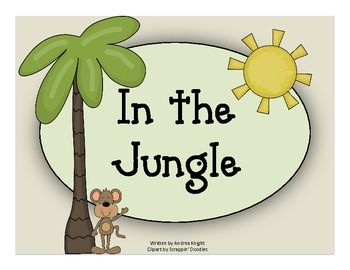 Free:  ELL eBook - - In the Jungle