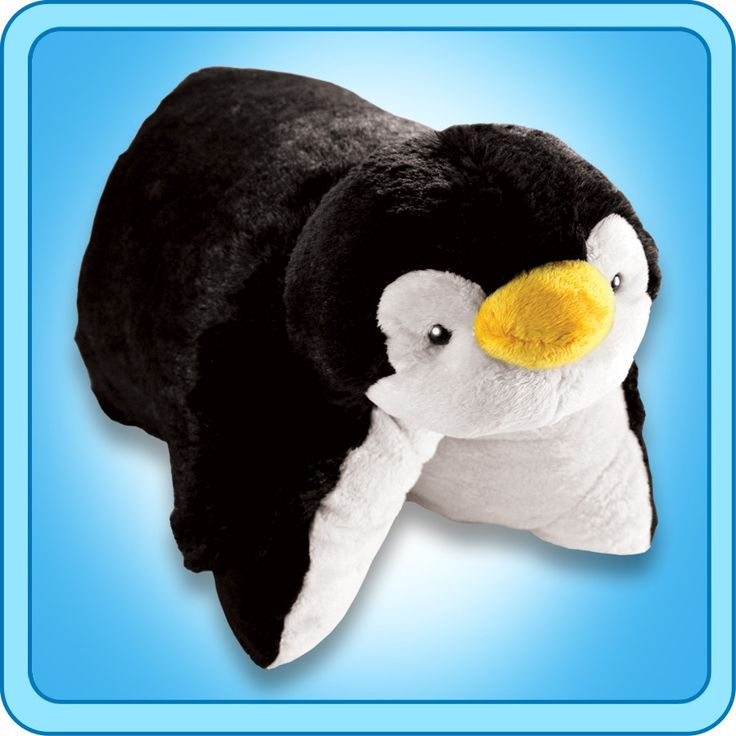 PeeWee Perky Penguin | My Pillow Pets® Canada