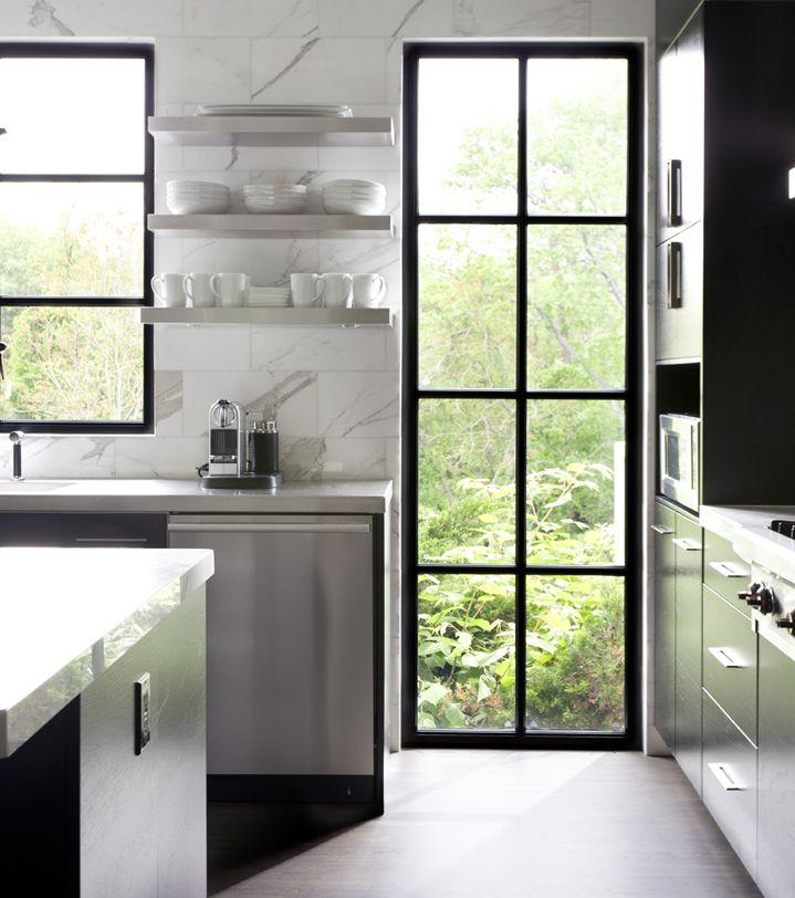 Window design floor to ceiling windows pinterest for Floor to ceiling windows