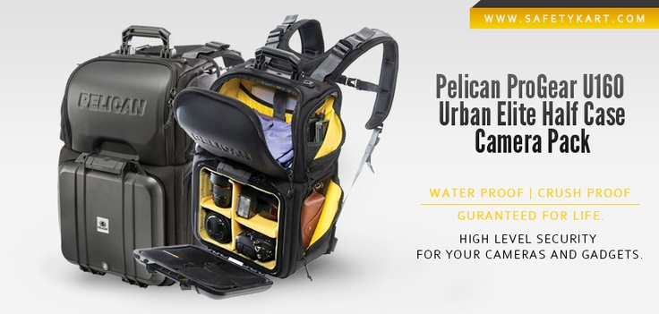 On the occasion of this #WorldPhotographyDay we're offering a fabulous #deal to the #photographers! Flat 20% Off on these @Pelican Products  Camera Backpacks and Cases.   No compromise on the safety of your weapons while you #travel!