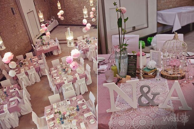 ♥♥♥ Hochzeitsdekoration Beispiele & Referenzen   weddstyle