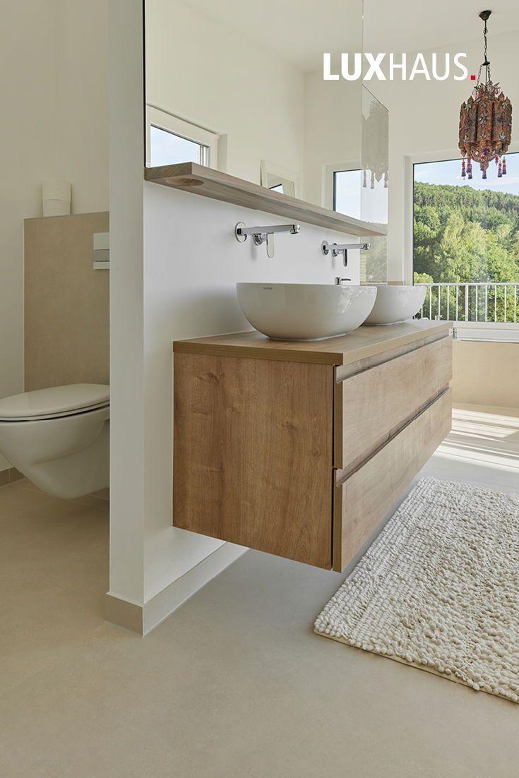 Badezimmer F R Die Ganze Familie In Hellen Farben Badezimmer Gestaltung Tipps Badezimmerideen B D In 2020 Modern Bathroom Design Modern Bathroom Bathroom Design