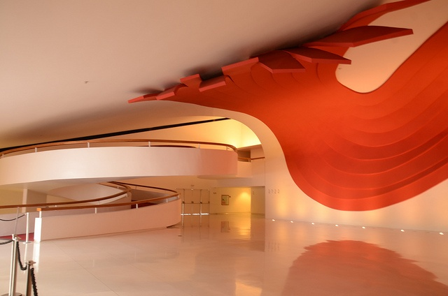 Auditório Ibirapuera - Oscar Niemeyer