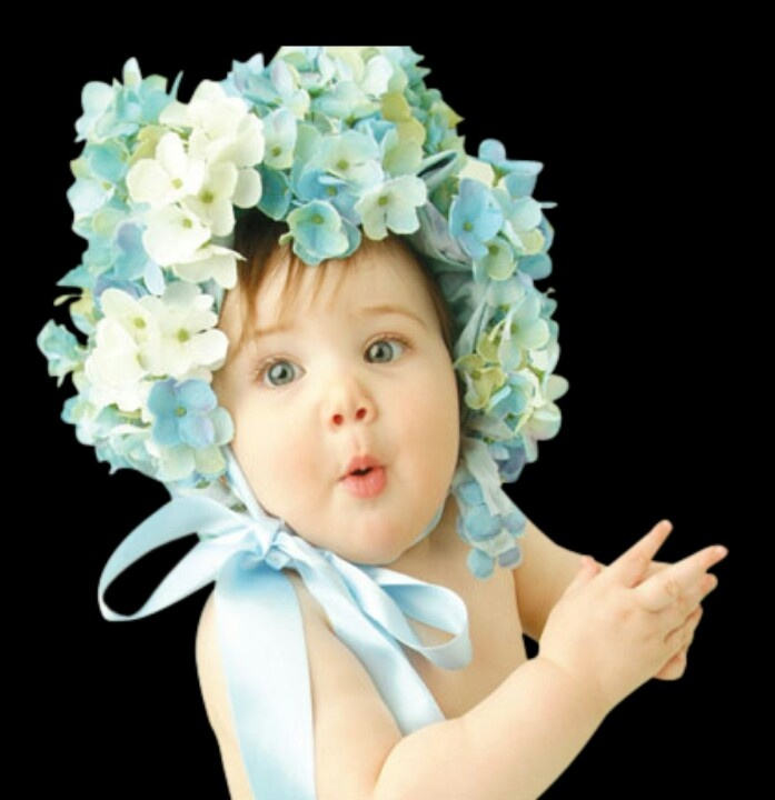 ♥ in her Easter bonnet
