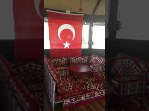 Polatlı Belediyesi Ankara Kıl Çadır Kafe Restoran | Kıl Çadır Kafe Resto...