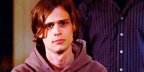 "When his sad face made you melt into a puddle: | Community Post: 21 Times Spencer Reid From ""Criminal Minds"" Stole Your Heart"