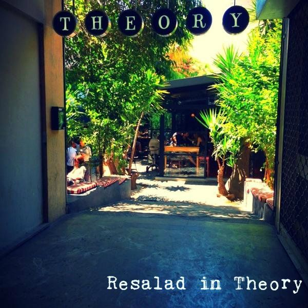 Resalad in Theory! Δοκιμάσαμε και σας προτείνουμε! More on our blog!