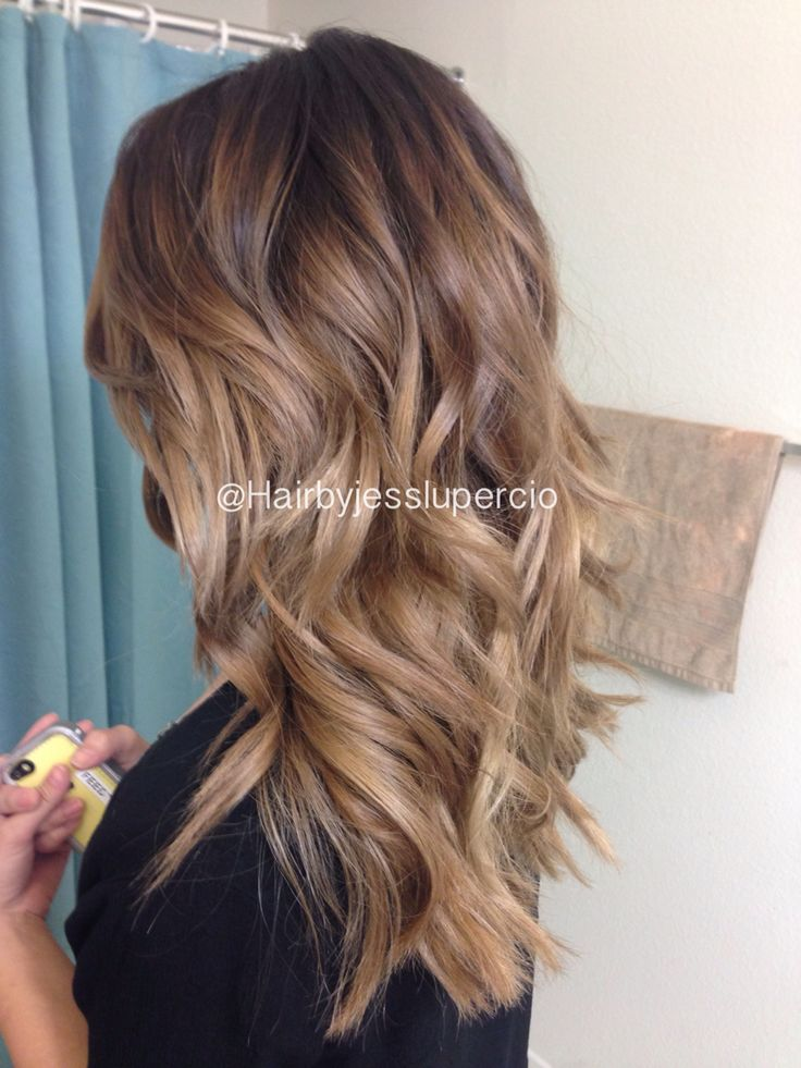 Ash Blonde Ombre Balayage Hair Styles Hair Exotic