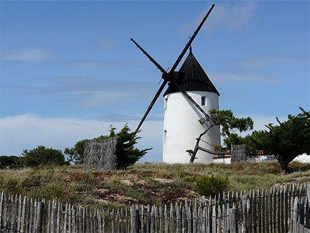 Ile de Noirmoutiers, France