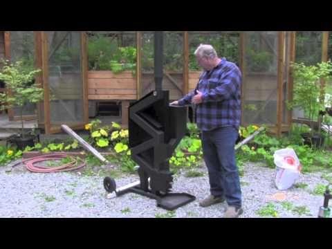 Wiseway Pellet Stoves Demonstration Full Version Youtube