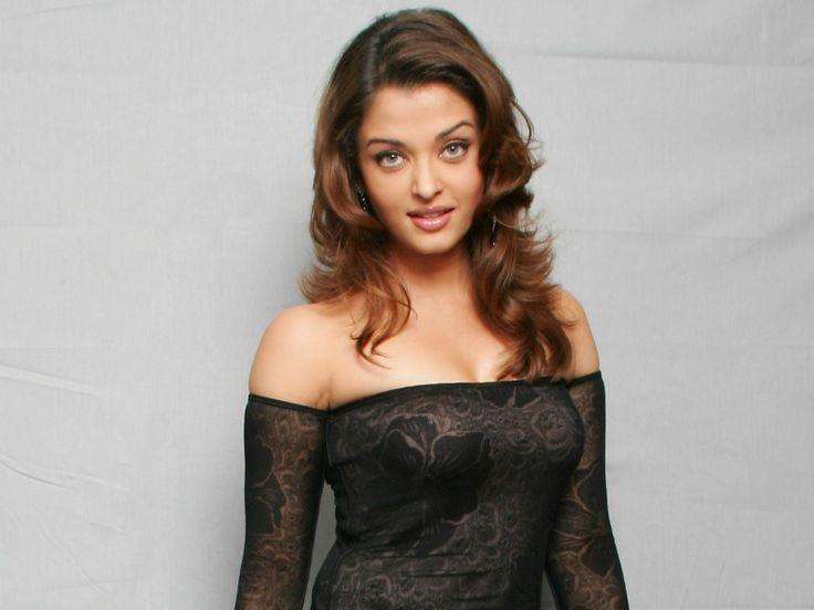 49 best aishwrya rai miss world images on pinterest bollywood aishwarya rai in black dress voltagebd Image collections