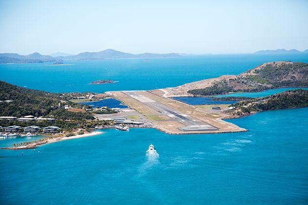 hamiltonisland airport