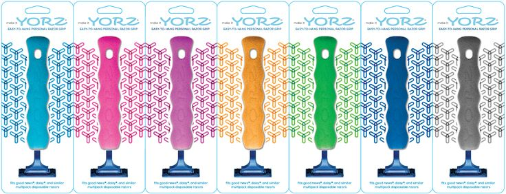 YORZ Razor Grips available on Amazon