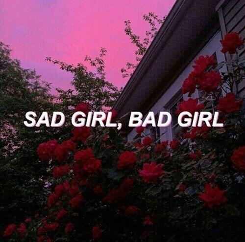 sad, bad, and grunge image
