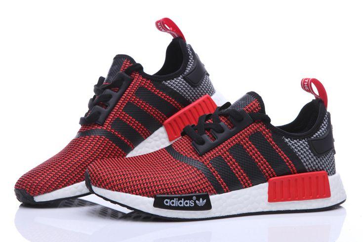 Adidas Originals NMD Runner Primeknit Women Running Shoes red