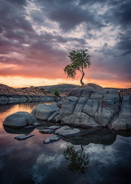 "Watson-Lake-by Michael-Wilson on Flickr. """