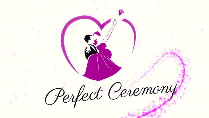 Logó animáció készítés - Perfect Ceremony