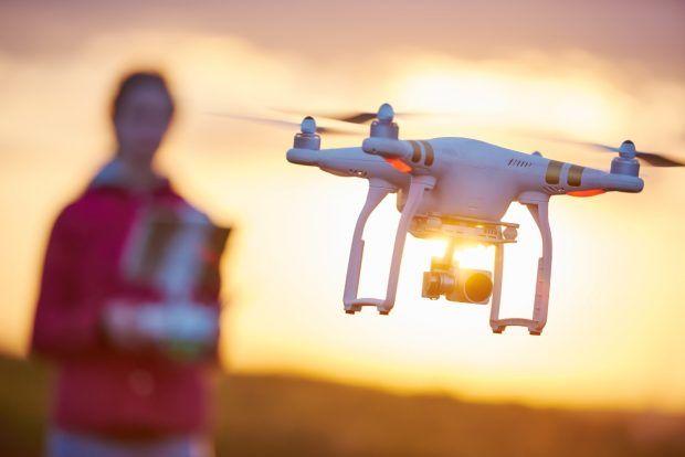 Job mit Zukunft: Britische Polizei stellt Drone Manager für Drohnenpatrouillen ein