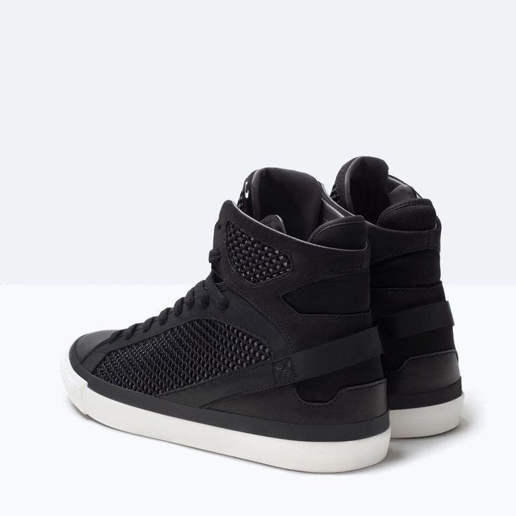 zara homme bottines filet look style shoes yours man pinterest shoes zara man. Black Bedroom Furniture Sets. Home Design Ideas
