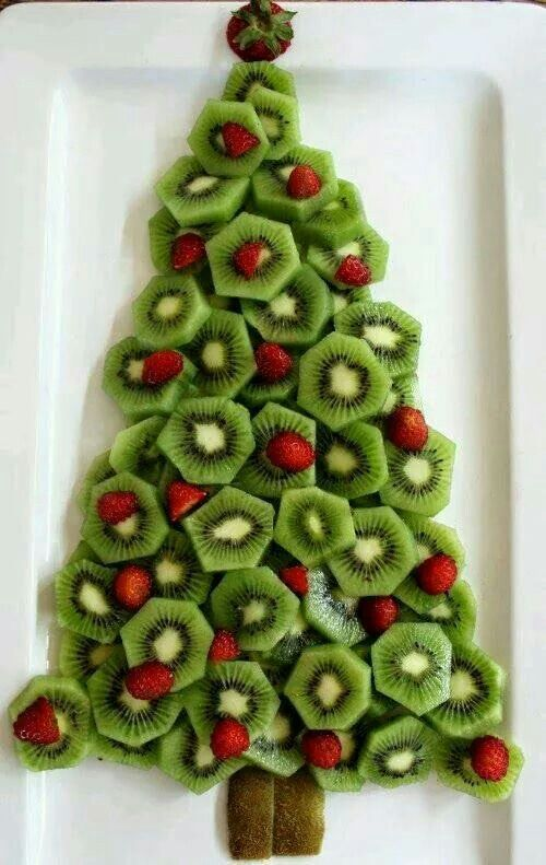 Fruit christmastree