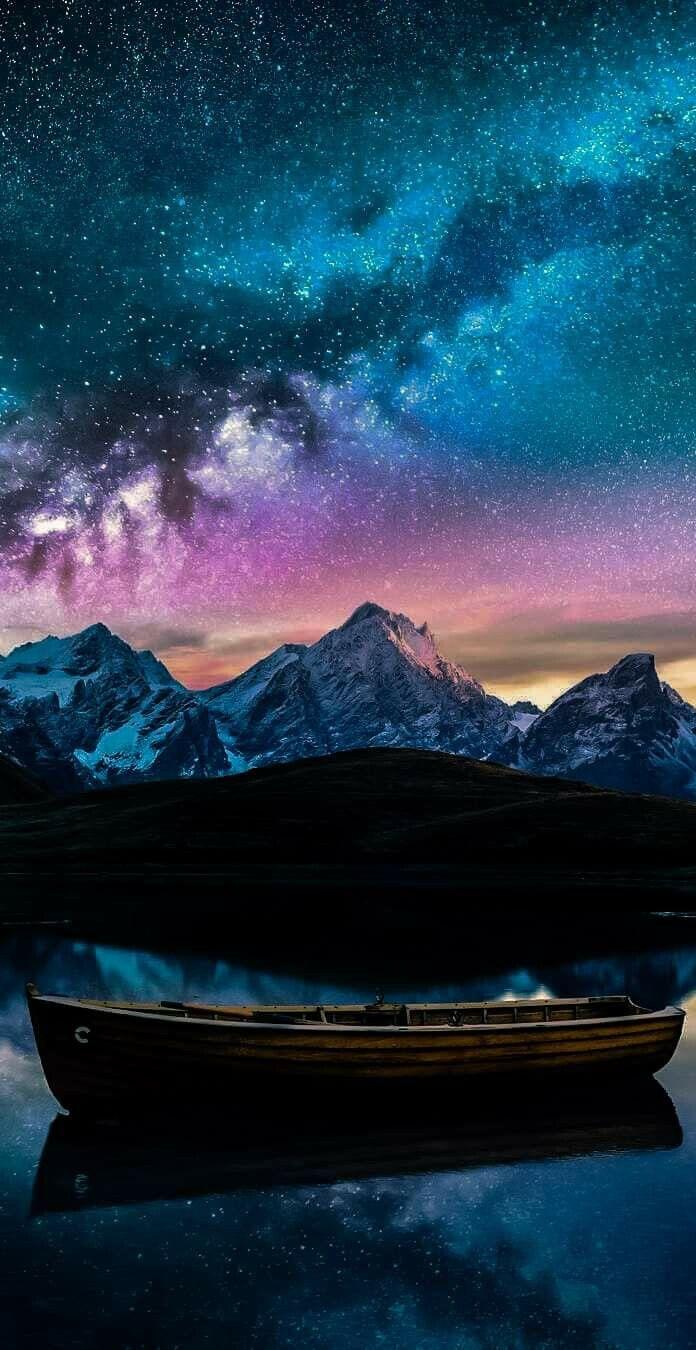 Constelacao Papel De Parede Paisagens Galaxy Wallpaper