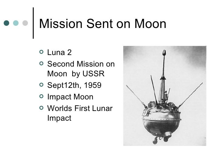 Luna2 landing 1959 - Google Search