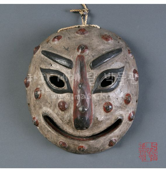 Tal 탈 (Korean traditional mask)