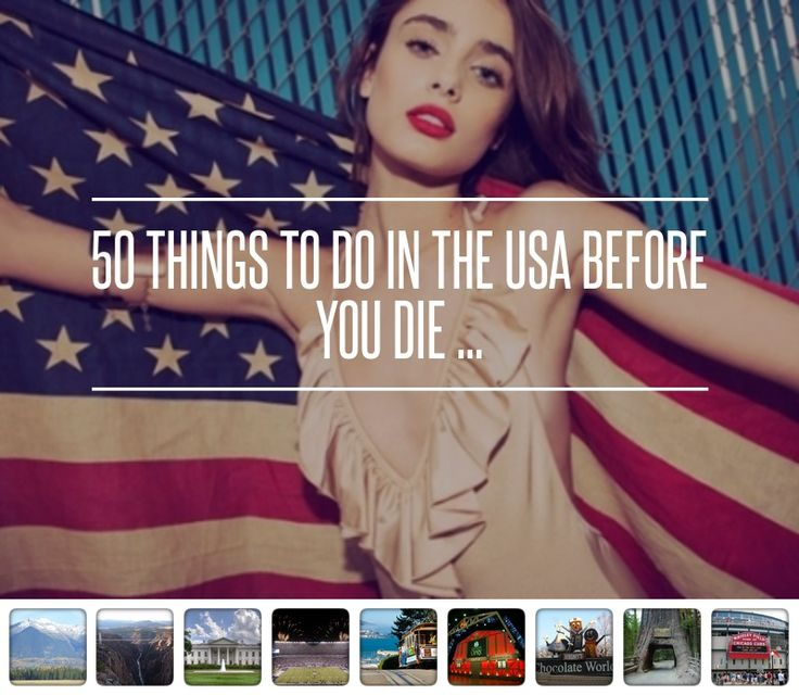 50 #Things to do in the USA before You Die ... → #Travel #Gorgeous