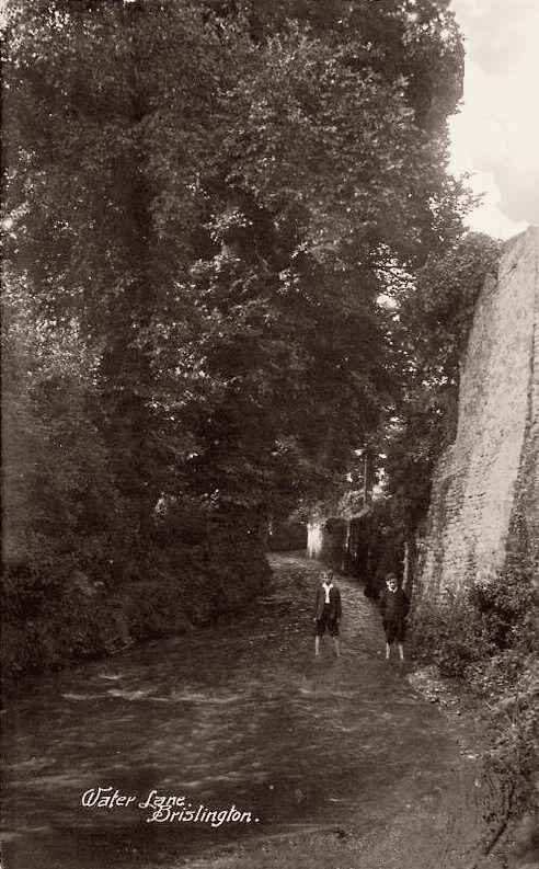 Water Lane Brislington.