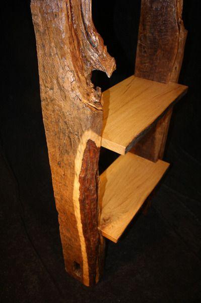 Bücherregale - Standregal - ein Designerstück von Rustico-Eiche bei DaWanda