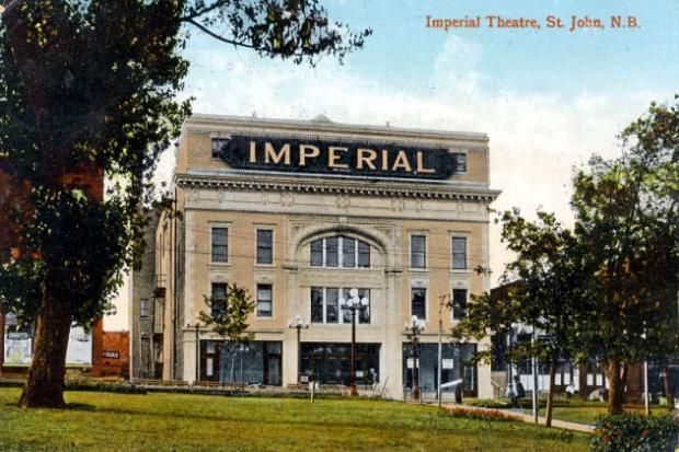 Imperial Theatre, Saint John NB. Antigua y Barbuda